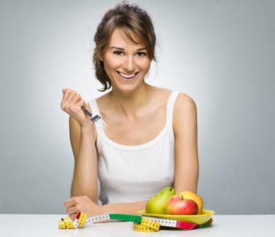 Как похудеть если питаешься не правильно